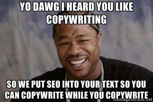 Xzibit предостерегает: SEO-копирайтинг может слишком отличаться от написания «человеческих» текстов