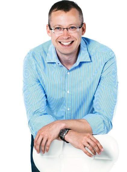 Eugene Letov, founder of Promo Expert