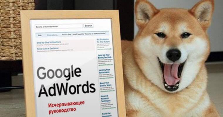 Сиба-ину — порода собак,  специально выведенная для повышения конверсии на странице.