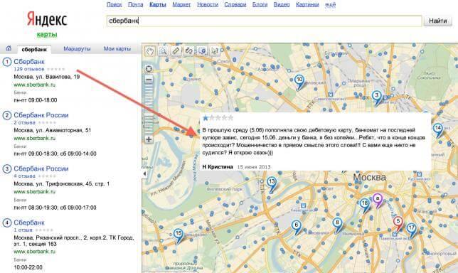 Репутационный менеджмент: отзывы в Разговорчиках Яндекс.Пробок