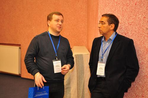 Фото: Игорь Ашманов и Сергей Петренко