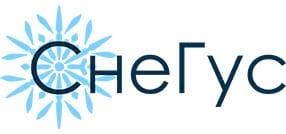 Логотип компании «Снегус»